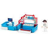 Игровой набор Efko Больница с фигуркой медсестры