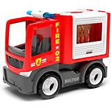 Машинка Efko Пожарный автомобиль для команды, 22 см