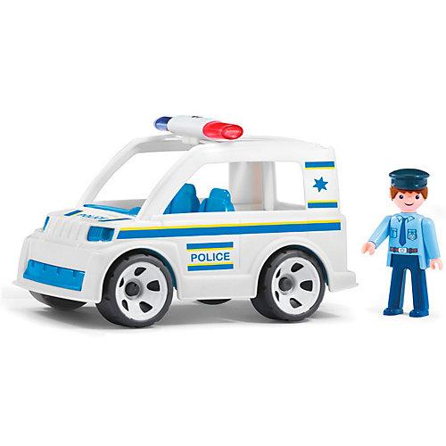 Машинка Efko Полицейский автомобиль с водителем, 17 см от Efko