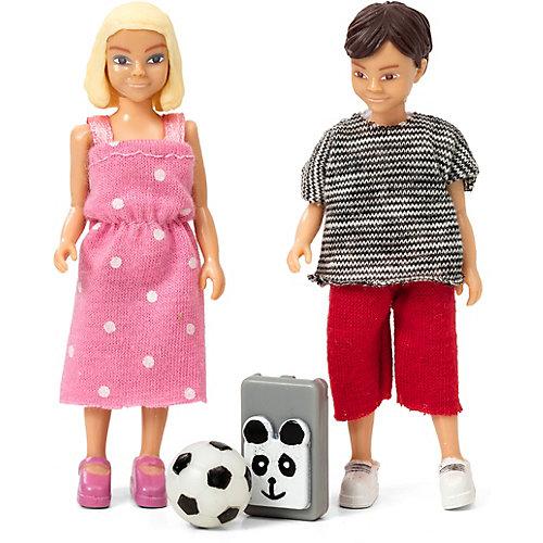 Набор кукол для домика Lundby Школьники от Lundby