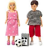 Набор кукол для домика Lundby Школьники