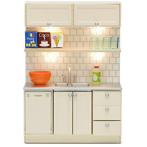 "Мебель для домика Lundby ""Смоланд"" Кухня, 1:18 от Lundby"