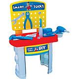 Игровой набор Terides Инструменты с верстаком, 35 предметов