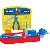 Игровой набор Terides Инструменты с настольным верстаком, 30 предметов