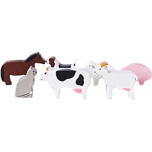 Набор фигурок Paremo Домашние животные, 7 шт от PAREMO