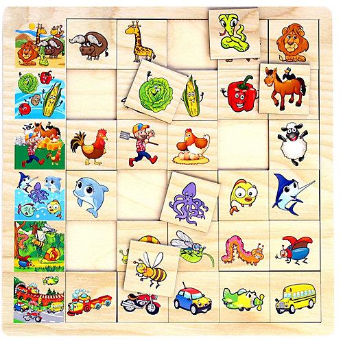 Обучающая игра Paremo Ассоциации, 30 элементов от PAREMO