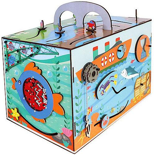 Бизиборд Paremo Моря и океаны, 21 элемент от PAREMO