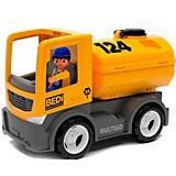 Машинка Efko Строительный грузовик-цистерна с водителем, 22 см