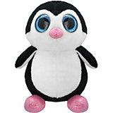 Мягкая игрушка Floppys Пингвин, 25 см