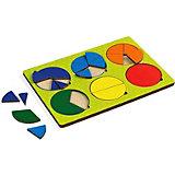 Рамка-вкладыш Paremo 6 кругов