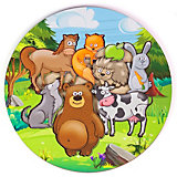 Рамка-вкладыш Paremo Лесные животные