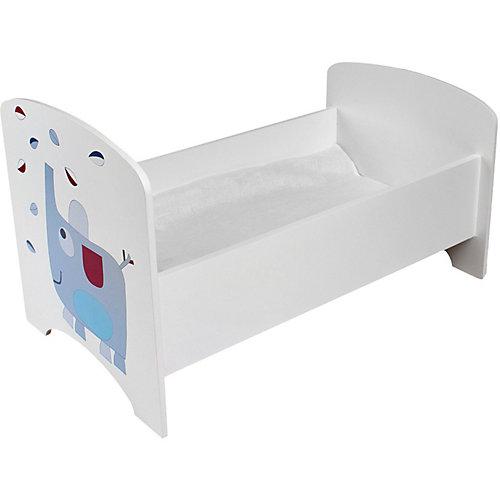Кроватка для кукол Paremo Крошка Ви от PAREMO
