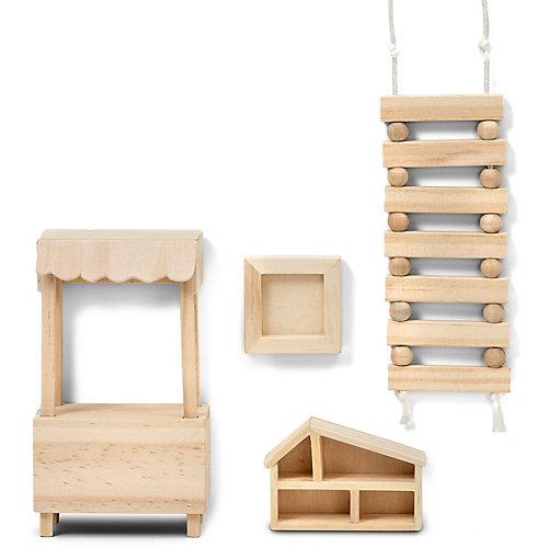 "Набор мебели для домика Lundby ""Сделай сам"" Игрушки от Lundby"