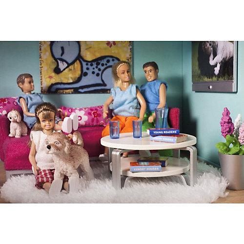 "Набор кукол для домика Lundby ""Стокгольм"" Семья, 1:18 от Lundby"
