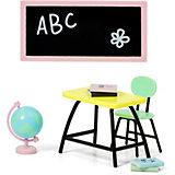 Набор мебели для домика Lundby Школа