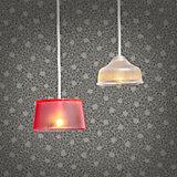Освещение для домика Lundby Потолочные люстры, 2 шт