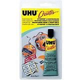 Клей для пенополистирола и фольги UHU Creativ, 33 мл