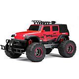 Радиоуправляемая машинка New Brightt Door Jeep 1:12 красный