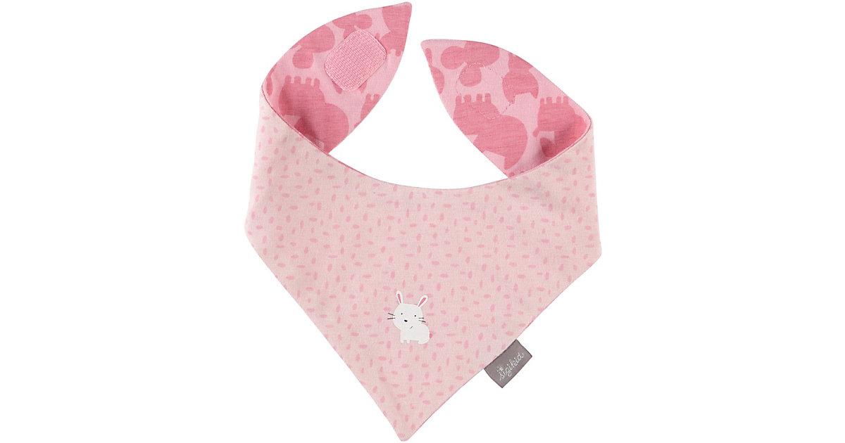 Baby Wendehalstuch , Organic Cotton rosa Gr. one size Mädchen Kinder