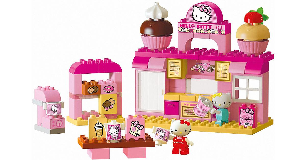 PlayBIG Bloxx Hello Kitty Bäckerei, 82-tlg. bunt