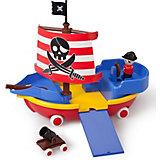 Игровой набор Viking Toys Пиратский корабль