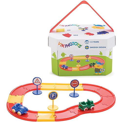 Игровой набор Viking Toys City Дорога, 20 элементов от Viking Toys