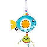 Игрушка-погремушка Benbat, рыбка