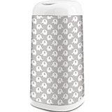 Чехол для накопителя подгузников AngelCare Dress Up, серый
