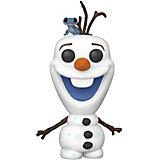Фигурка Funko POP! Rides: Disney: Холодное сердце 2: Олаф с огенной саламандрой, 46585