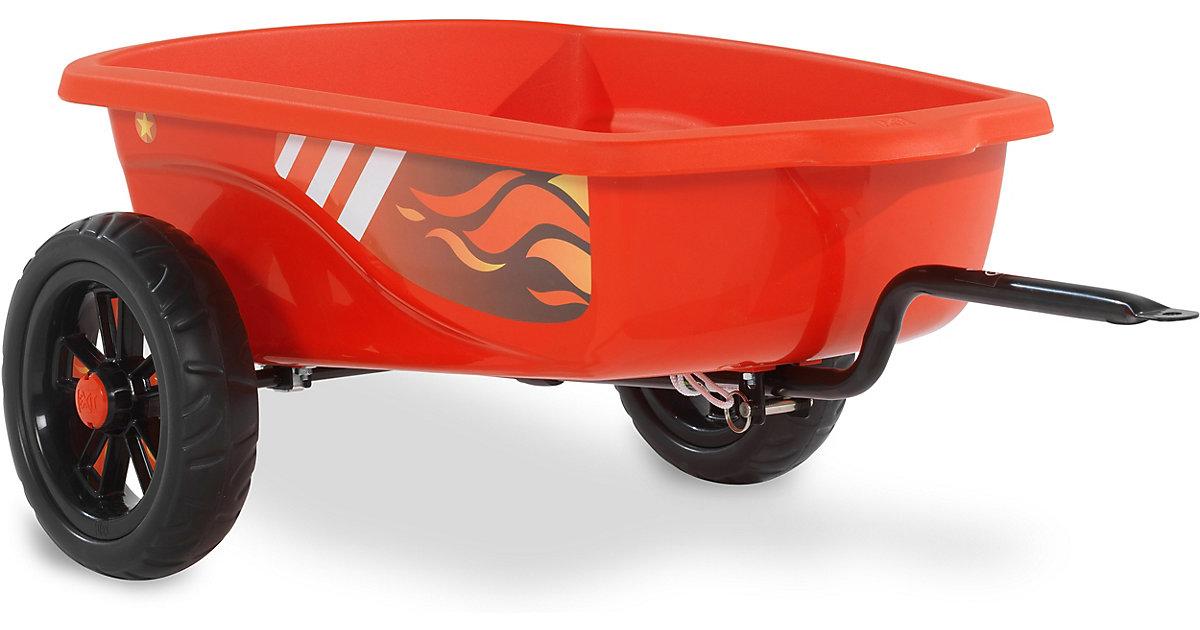 EXIT Foxy Fire Gokart Anhänger, rot