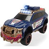 """Машинка Dickie Toys """"Полицейский внедорожник"""", 33 см, свет и звук"""