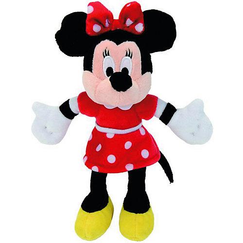 """Мягкая игрушка Nicotoy """"Минни Маус в красном платье"""", 25 см от Nicotoy"""