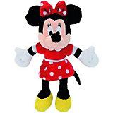 """Мягкая игрушка Nicotoy """"Минни Маус в красном платье"""", 25 см"""