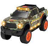 Машинка Dickie Toys Adventure Ford F150 Raptor, 33 см, свет и звук