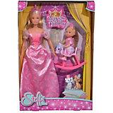 """Игровой набор Simba Steffi Love """"Штеффи и Еви: Принцессы со зверушками"""", 29 см"""