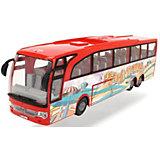 Туристический автобус Dickie Toys, фрикционный, 30 см