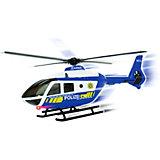 Полицейский вертолет Dickie Toys, 36 см, свет и звук