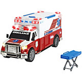 Машинка скорой помощи Dickie Toys, моторизированная, 33 см