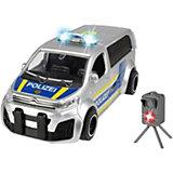 """Машинка Dickie Toys """"Полицейский минивэн Citroen SpaceTourer"""", фрикционный, 15 см"""