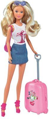 """Кукла Simba Steffi Love """"Штеффи путешественница"""", 29 см"""