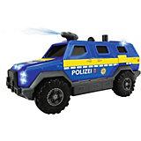 """Машинка Dickie Toys """"Полицейский внедорожник"""", 18 см, водяной насос"""