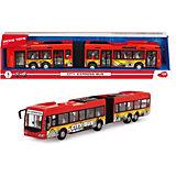 Городской автобус Dickie Toys, фрикционный, 46 см