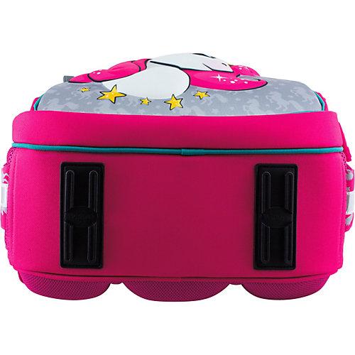 Ранец Winner One 5003 + брелок мишка - розовый от WINNER