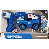 Конструктор QunXing Toys Полиция