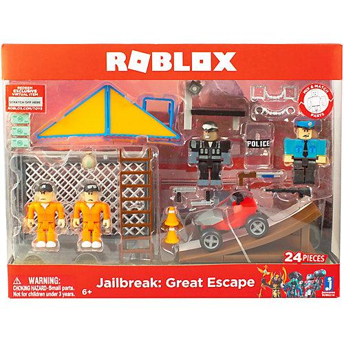 Набор фигурок Jazwares Roblox Побег из тюрьмы: Великий побег от Jazwares