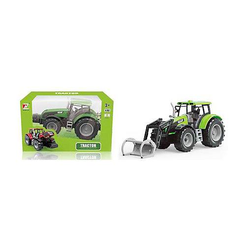 Трактор QunXing Toys с ковшом от QunXing Toys