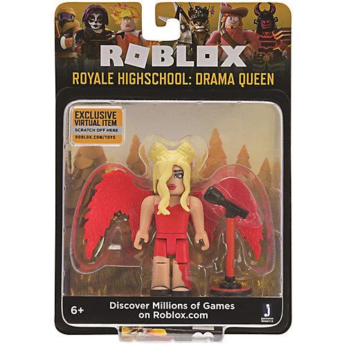 Игровая фигурка Jazwares Roblox Королевская школа: Королева драмы от Jazwares