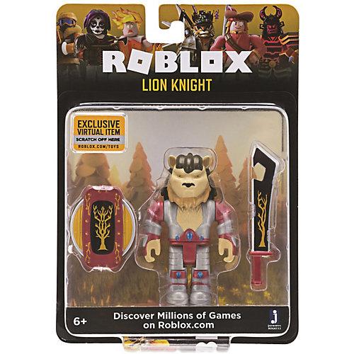 Игровая фигурка Jazwares Roblox Лев-Рыцарь от Jazwares