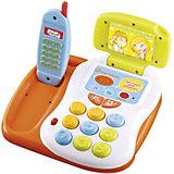 Развивающая игрушка Dream Makers Говорящий телефон