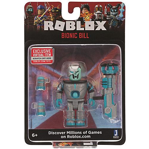 Игровая фигурка Jazwares Roblox Бионический Билл от Jazwares